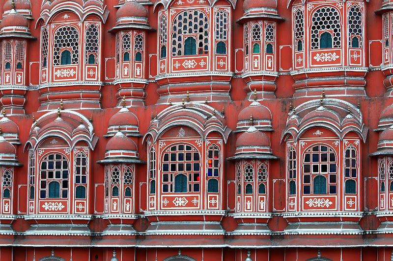 India. Jaipur. Palazzo dei Venti di danisca
