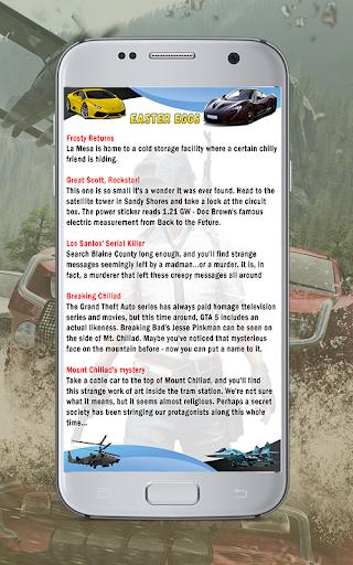Cheats GTA 5 1.0 screenshots 5