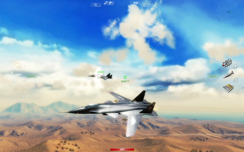 Sky Gamblers Air Supremacy APK MOD 1.0.4 3