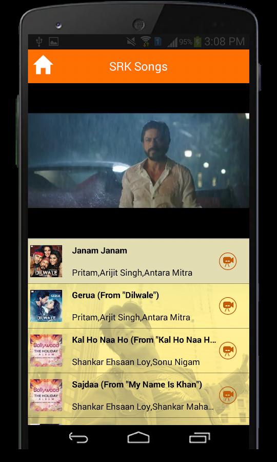 Various Bollywood Hits Including: