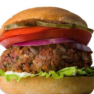 CHOW Veggie Burger