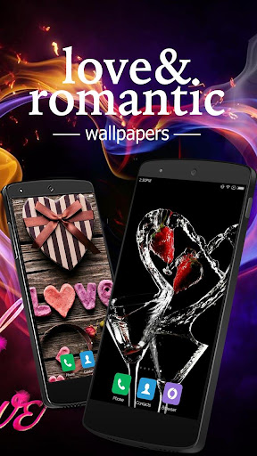 Love Romantic Wallpapers