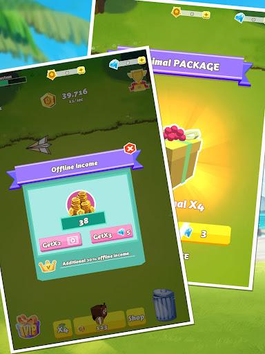 Cubes Rush-Wonder Park screenshot 12
