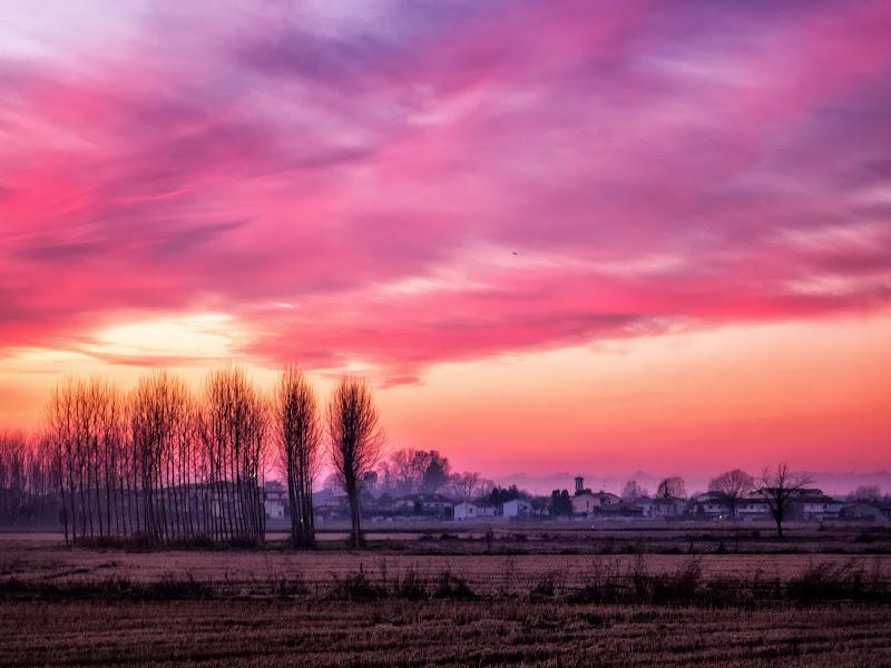 Quando d'inverno la terra riposa di Sergio Locatelli