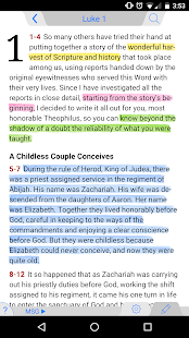 Message Bible - náhled