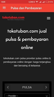 tokotuban.com- screenshot thumbnail