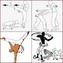 capoeira technique icon