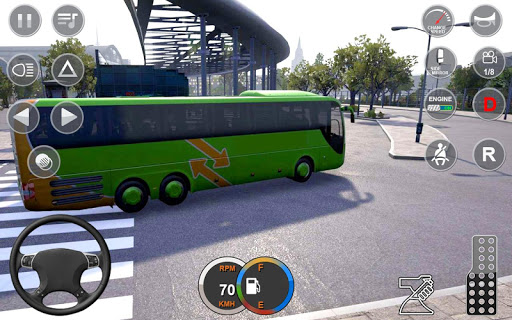 Euro Bus Driving Simulator : Bus Simulator 2020 1.0 screenshots 5