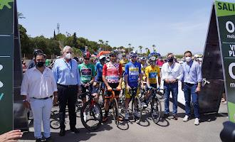 La Vuelta Ciclista a Andalucía, en el Levante