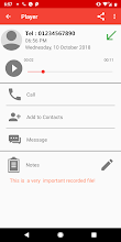 Automatic Call Recorder Free - ACR for Android 1 0 6 latest