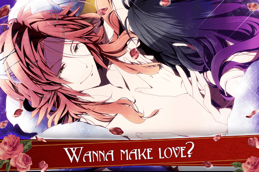 Blood in Roses - otome game/dating sim 1.7.3 screenshots 6