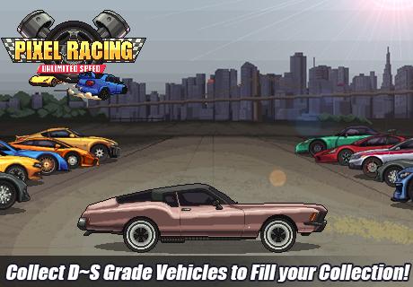 Pixel Racing 1.1.3 screenshots 4