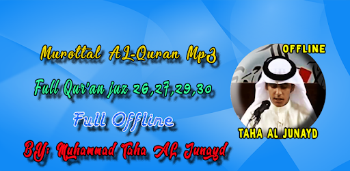 Taha Al Junayd Full Quran MP3 Offline - Apps on Google Play