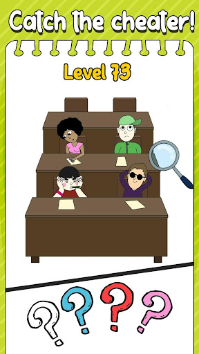 Trick Me: Logical Brain Teasers Puzzle apkmr screenshots 1