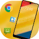 Theme for Moto C Plus HD Colorful wallpaper