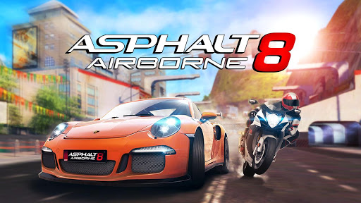 Asphalt 8: Airborne game (apk) free download for Android/PC/Windows screenshot