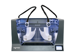 BCN3D Sigmax R19 Independent Dual Extrusion 3D Printer