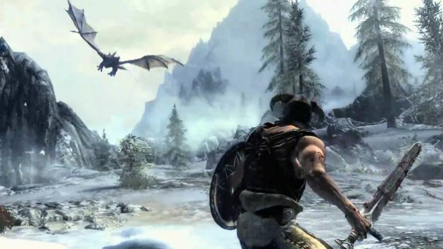 SKYRIM!  10 Rules for survival.