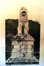 Photo: Fig. 14. Leone, marmo greco. Anfipoli, Macedonia.