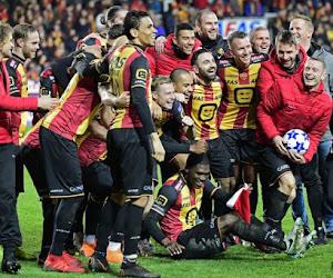 """? Corryn geeft hilarische rondleiding op winterstage van KV Mechelen: """"De Storm die altijd slaapt"""" & """"Hier zie je wie werkt en wie niet"""""""