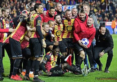 ? Corryn geeft hilarische rondleiding op winterstage van KV Mechelen