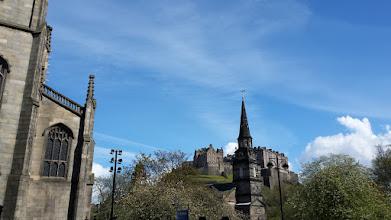 Photo: de retour à Edinburgh