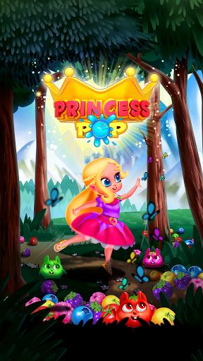 Princess Pop - Bubble Games 3.2 screenshots 1