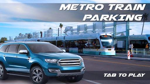 METRO TRAIN CAR PARKING