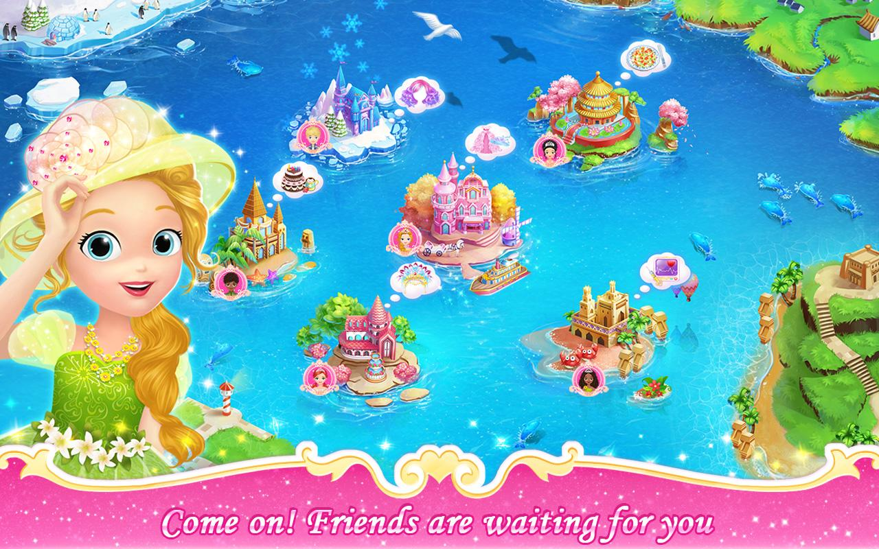 Princess Libby's Vacation- screenshot