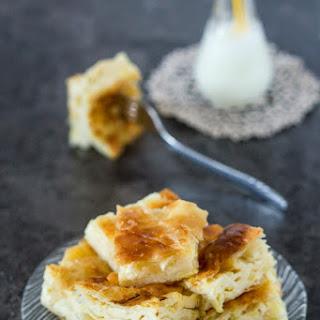 Zucchini Pie (Tikvenica)