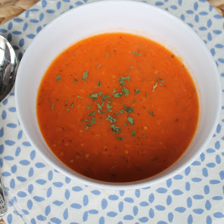 Herb Roasted Tomato Soup
