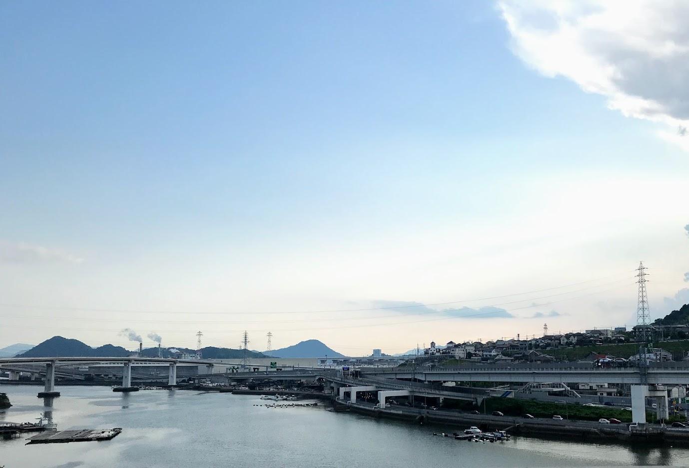 2019年7月16日(火)の夕方