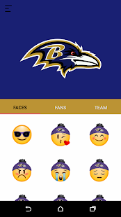 Baltimore Ravens Stickers- screenshot thumbnail