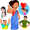 Desi Chat Stickers - Hindi Chat Stickers