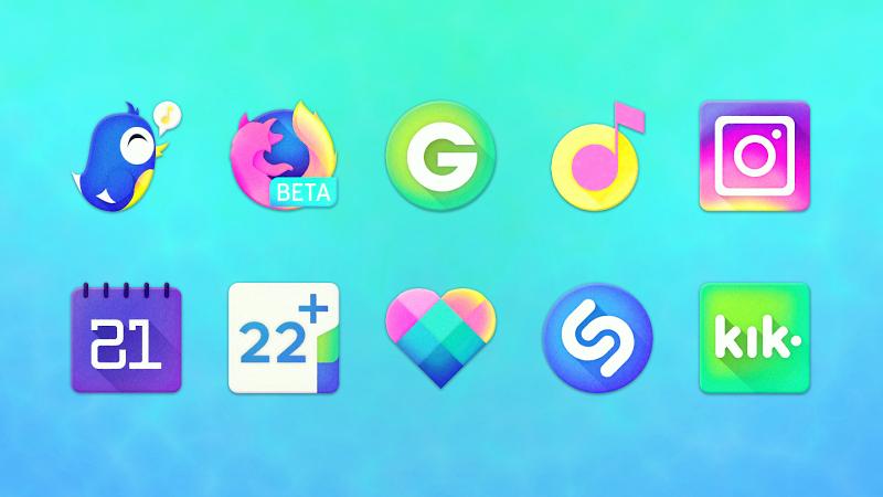 Mermaid Icon Pack v1.0 [Paid]