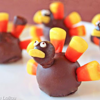 Gobble These Chocolate Turkeys Up!
