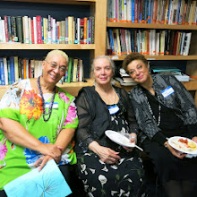 Photo: Anne Hairston (middle) and friends
