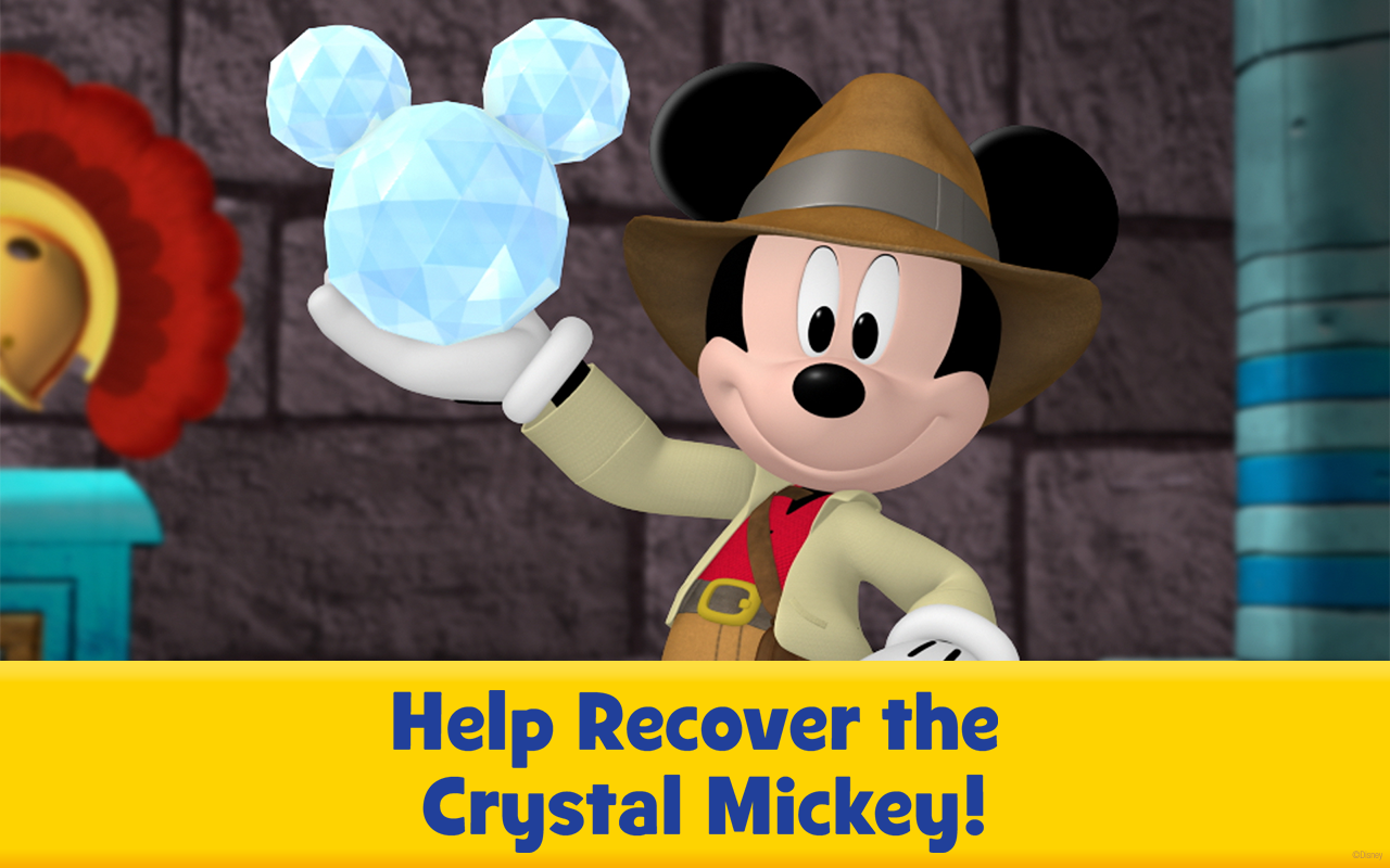 Image result for Appisodes: Crystal Mickey