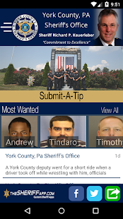 York County Sheriff- screenshot thumbnail