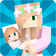 App Baby Girl Skins for Minecraft APK for Windows Phone