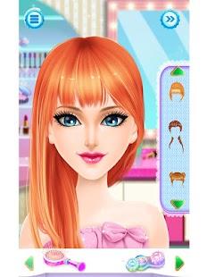 Ballerina Fashion Beauty Makeup Salon - náhled