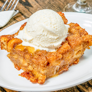 Old Nan's Bread Pudding