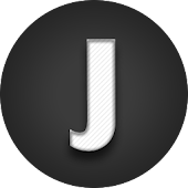 Jogi - Black White Round Icons