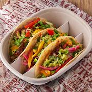 Grilled Veg Tacos (VG)