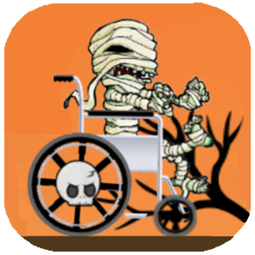 Creepy Wheels. Happy Halloween Racing Game