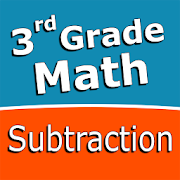 Third grade Math - Subtraction