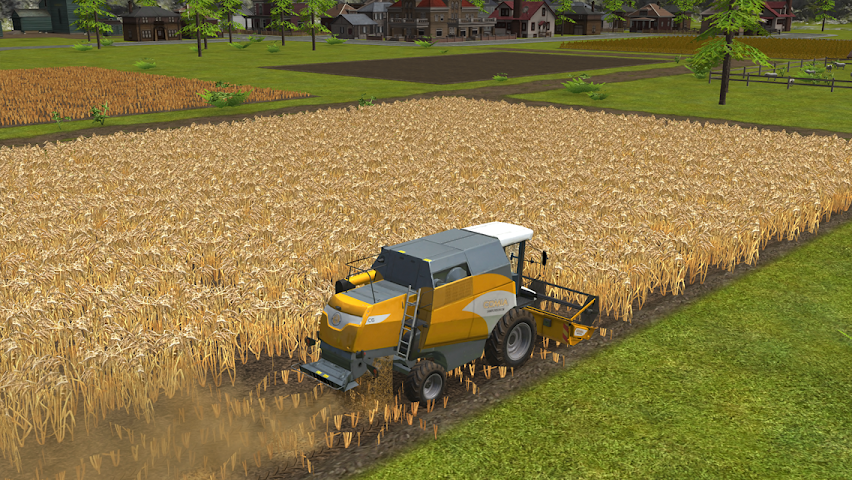 android Farming Simulator 16 Screenshot 6