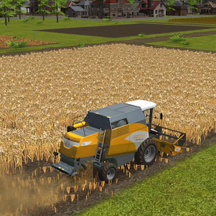 Farming Simulator 16 v1.0.0.9 [MOD] APK+OBB