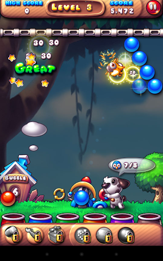Bubble Bird Rescue modavailable screenshots 13