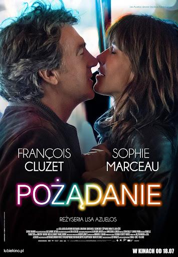 Polski plakat filmu 'Pożądanie'
